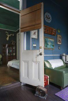 The Beautifully Strange World of Miranda Lake — House Tour   Apartment Therapy