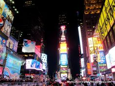 Times Square New Year's Eve NYC