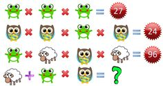 Hello friends, try to solve this simple and interesting math puzzle of these funny animated animals. Find the value of Sheep, Frog and Owl and then solve the last equation of the puzzle. Check the …