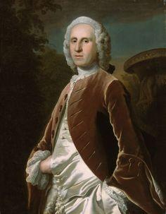 Freeman Flower; 1747; British; Joseph Highmore; Art Institute of Chicago