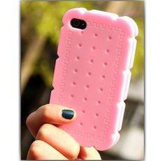 Sweet Cookie Iphone4/4S Housing Pink