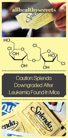The Chemical Cuisine report by the Center for Science in the Public Interest (CSPI) a detailed guide to artificial food additives sheds new light on sucralose  the artificial sweetener commonly known by the brand name Splenda.
