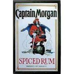 pp signs-unique Captain Morgan Rum Bar Wetstop Runner