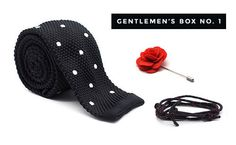 The Dapper Gentlemen's Bundle No. 1 #menswear #mensfashion #dapper #valentinesday #gift #forhim #valentinesdaygift