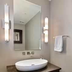 42 Best Modern Bathroom Lighting Images Modern Bathroom