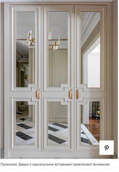 Home Decor Living Room Classic Interior, Home Interior Design, Interior Decorating, Door Design, House Design, Dressing Room Design, Wardrobe Design Bedroom, Luxury Closet, Closet Designs
