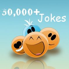 50,000+ Jokes for iPhone Download this Amazing Jokes app. A huge archive of jokes, categorized in over 20 categories. You can find here jokes about Animal, Children, Computer, Yo Mama, Doctor, April Fool Jokes and Many More…