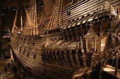 Vasa Warship  Stockholm, Sweden