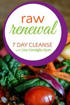 Raw Renewal 7 Day Detox