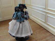 Marcia Backstrom, IGMA fellow - little girl holding doll