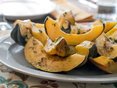 Get Slow-Cooker Acorn Squash Recipe from Food Network