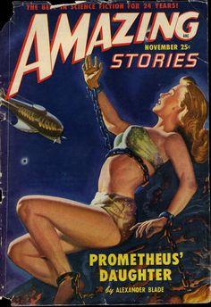 Fantastic Adventures August 1949