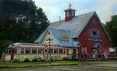 Farmers Diner - Quechee, Vermont