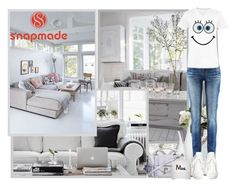 """""""Snapmade.com - Contest"""" by asia-12 ❤ liked on Polyvore featuring Valérie Casado, Mitchell Gold + Bob Williams, Ash and Proenza Schouler"""