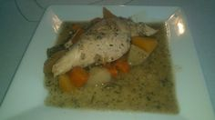 Slow cooker country chicken Country Chicken, Slow Cooker, Grains, Crystal, Food, Meal, Essen, Crystals Minerals, Hoods