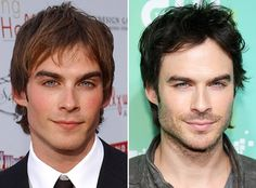 Before --> After  Better looking with age