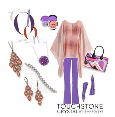 """""""Pops of purple"""" by michelle-griffith-ray on Polyvore"""