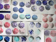 Sphere drawings | Flickr - Photo Sharing!