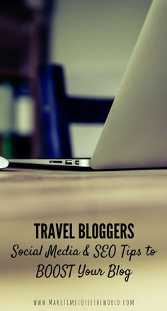 New Travel Bloggers Social Media & SEO Tips to Boost Your Blog. Find out about DA, Backlinks, Social Media strategies which are specific to travel bloggers! ************************************** Boost Travel Blog | Travel Blog Tips | Social Media Tips |