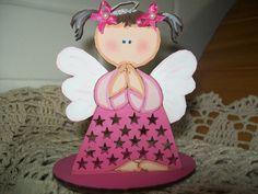 ángel para cuidar a una princesa