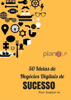 50 ideias de negócios digitais de sucesso.