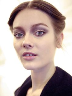 Look Daytime Smoky Eyes: found @ allure.com  Shades of Grey and Mauve