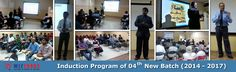 WIZTOONZ welcomed the 4th new Batch of 2014-17