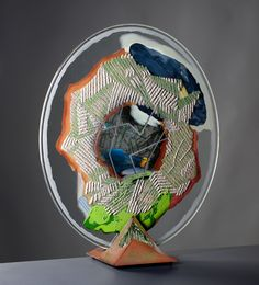 The glass art gallery was founded in 1988 and from the beginning solely specialized in Czech contemporary fine art glass sculpture. Pond Painting, Glass Art Pictures, Cast Art, Glass Artwork, Glass Texture, Glass Paperweights, Stained Glass Art, Bottle Art, Fine Art Gallery