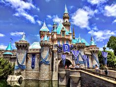 Disneyland 60 th Anniversary