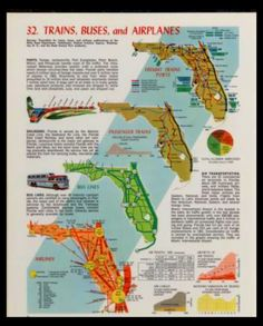 Fort Myers Florida, Train