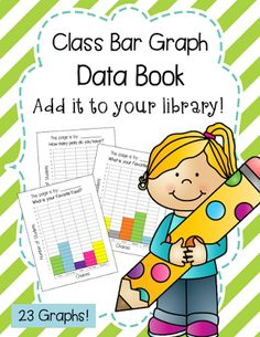 Teaching first graders how to graph?  Check out what we did!