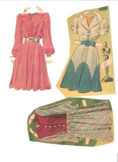 Bette Davis Date: 1942  Publisher: Merrill Artist: unknown