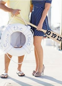 We're sharing 8 innovative save-the-date ideas that are sure to inspire. Your invite-before-the-invite can be as fun and creative as your personality. This will be the first peek into your wedding for guests, so make it count!