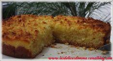 gâteau pommes coco 5