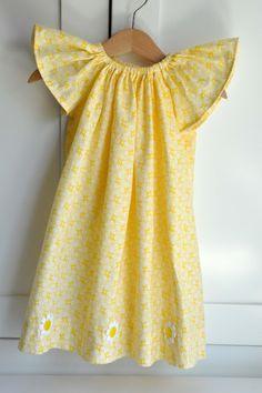 Simple girl's top/dress