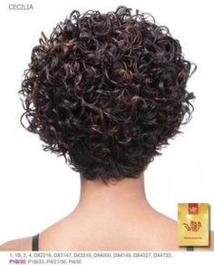 Hair thin styles curls 32 Ideas for 2019 Thin Curly Hair, Short Punk Hair, Curly Hair With Bangs, Short Curly Haircuts, Short Hair Cuts, Curly Hair Styles, Natural Hair Styles, Perms For Short Hair, Curly Bob