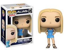 #transformer pop tv: alias - sydney bristow (blonde)