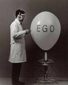 Quick reminder: your Ego is not your Amigo