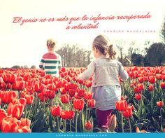 ❤#frases #citas #vivir #infancia #quotes #life #inspiration #motivation #followme/ From www.facebook.com/gonmaye