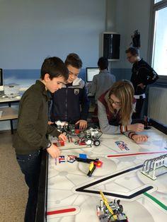 Robotica scuola media Gennaio 2015