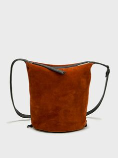Clay Suede Small Dry Bag