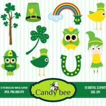 st-patricks-day-luck-of-irish-digital-clipart--cover-page