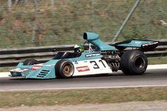 #31 Carlo Facetti...Scuderia Finotto...Brabham BT42...Motor Ford Cosworth DFV V8 3.0...GP Italia 1974