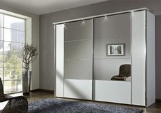 18 Awesome Sliding Door Wardrobe Photo Ideas