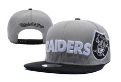 NFL Oakland Raiders Snapback caps $8.99