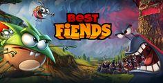 המשחק Best Fiends מספר על עולם הקרוי מינוטיה (Minutia) בו שוכנים להם יצורים קטנים, חמודים ואמיצים אשר מנסים להציל את בני משפחותיהם מהחלזונות השחורים.