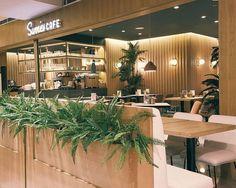 Coffee Shop Interior Design, Coffee Shop Design, Sunnies Cafe, Cafeteria Design, Cushions To Make, Cafe Style, Best Interior, Interior Decorating, Sunnies Studios