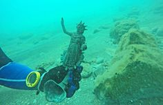 1600-Year-Old Cargo of a #Roman Merchant Ship has been Discovered in #Caesarea