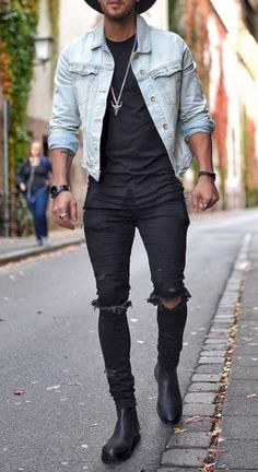 Old Man Fashion, Modern Mens Fashion, Stylish Men, Men Casual, Mode Sombre, Look Man, Casual Street Style, Mens Clothing Styles, Swagg