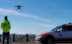 Pitchup - Drönare för flygfoto, UAS UAV och Multirotor